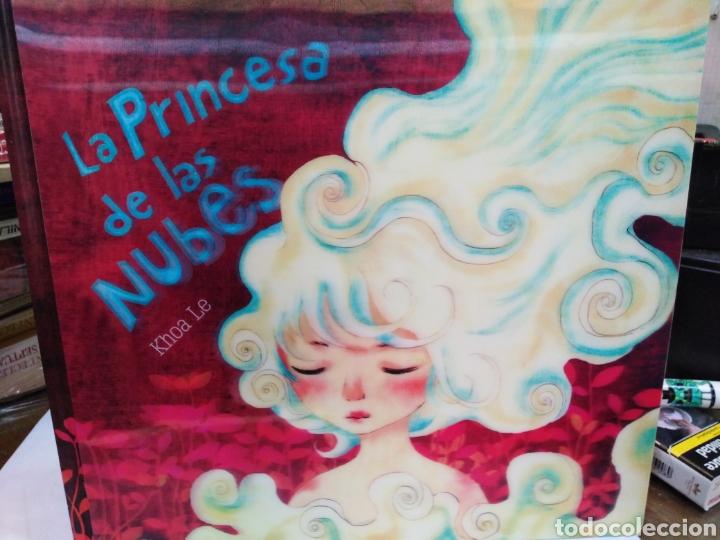 LA PRINCESA DE LAS NUBES-TEXTOS E ILUSTRACIONES KHOA LE-EDITA SAN PABLO 2015,ILUSTRADO PROFUSAMENTE (Libros Nuevos - Literatura Infantil y Juvenil - Cuentos juveniles)