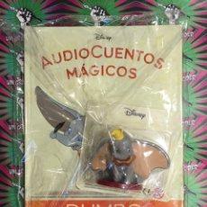 Libros: AUDIOCUENTOS MÁGICOS 5 DUMBO DISNEY. Lote 221074350