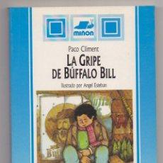 Libros: LIBRO LA GRIPE DE BUFALO BILL NUEVO. Lote 221419355
