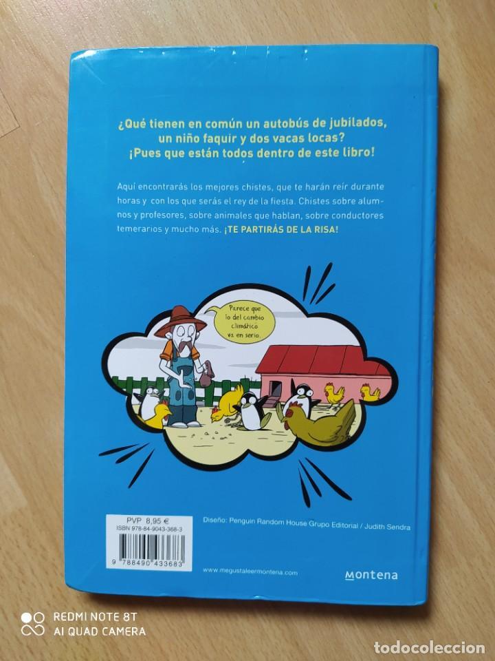 Libros: MINI SUPER CHISTES - PAU CLUA /ALEX LOPEZ - TAPA BLANDA - Foto 2 - 221642883
