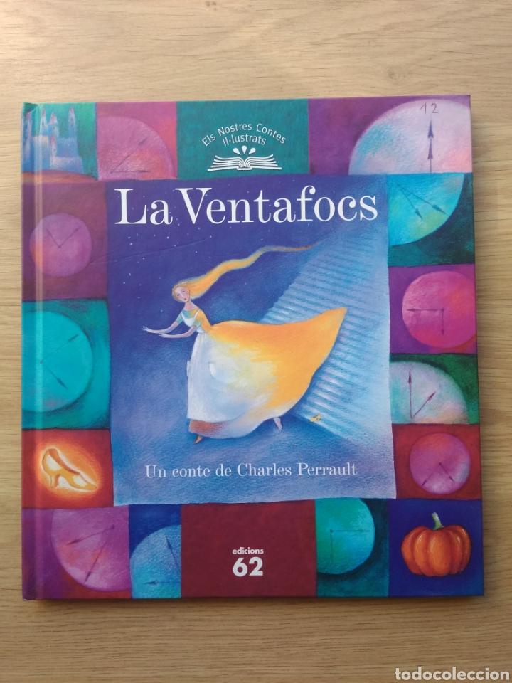 LA VENTAFOCS EDICIONS 62 TAPA DURA CATALÁN ELS NOSTRES CONTES IL.LUSTRATS, Nº5 (Libros Nuevos - Literatura Infantil y Juvenil - Cuentos juveniles)