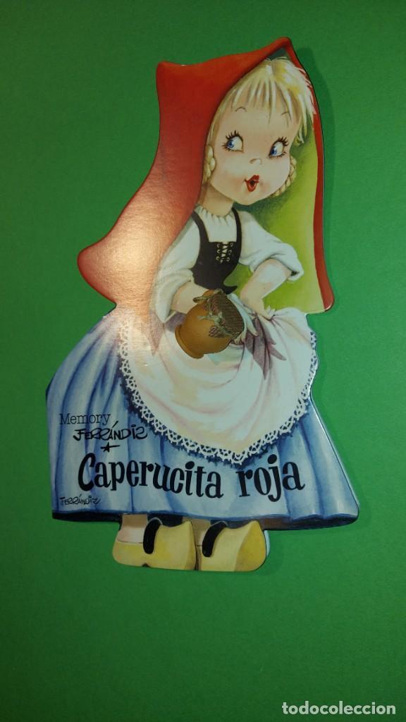 CUENTO CAPERUCITA ROJA - FERRANDIZ (Libros Nuevos - Literatura Infantil y Juvenil - Cuentos juveniles)