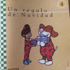 Libros: UNIDAD 4 UN REGALO DE NAVIDAD 5 AÑOS. Lote 223193315