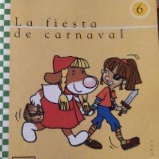 Libros: UNIDAD 6 LA FIESTA DE CARNAVAL 5 AÑOS. Lote 223193456