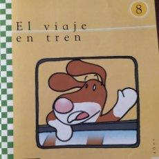 Libros: UNIDAD 8 EL VIAJE EN TREN 5 AÑOS. Lote 223193591