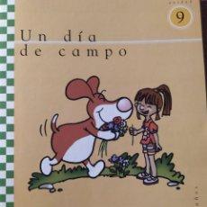 Libros: UNIDAD 9 UN DIA EN EL CAMPO 5 AÑOS. Lote 223193670