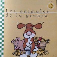 Libros: UNIDAD 10 LOS ANIMALES DE LA GRANJA 5 AÑOS. Lote 223196096