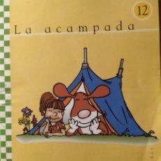 Libros: UNIDAD 12 LA ACAMPADA 5 AÑOS. Lote 223196222