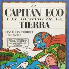 Libros: EL CAPITÁN ECO Y EL DESTINO DE LA TIERRA. NUEVO. Lote 223624000