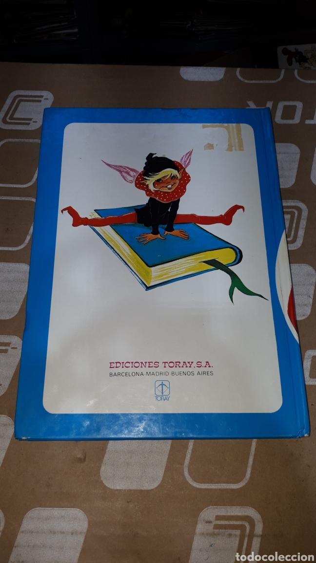 Libros: CUENTOS AZULES ILUSTRADOS POR MARIA PASCUAL EDITORIAL TORAY SEPTIMA EDICION - Foto 3 - 224727786