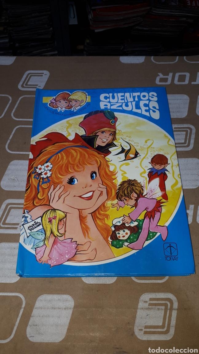 CUENTOS AZULES ILUSTRADOS POR MARIA PASCUAL EDITORIAL TORAY SEPTIMA EDICION (Libros Nuevos - Literatura Infantil y Juvenil - Cuentos juveniles)
