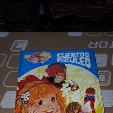 Libros: CUENTOS AZULES ILUSTRADOS POR MARIA PASCUAL EDITORIAL TORAY SEPTIMA EDICION. Lote 224727786