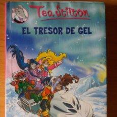 Libros: TEA STILTON EL TRESOR DE GEL. Lote 228138140