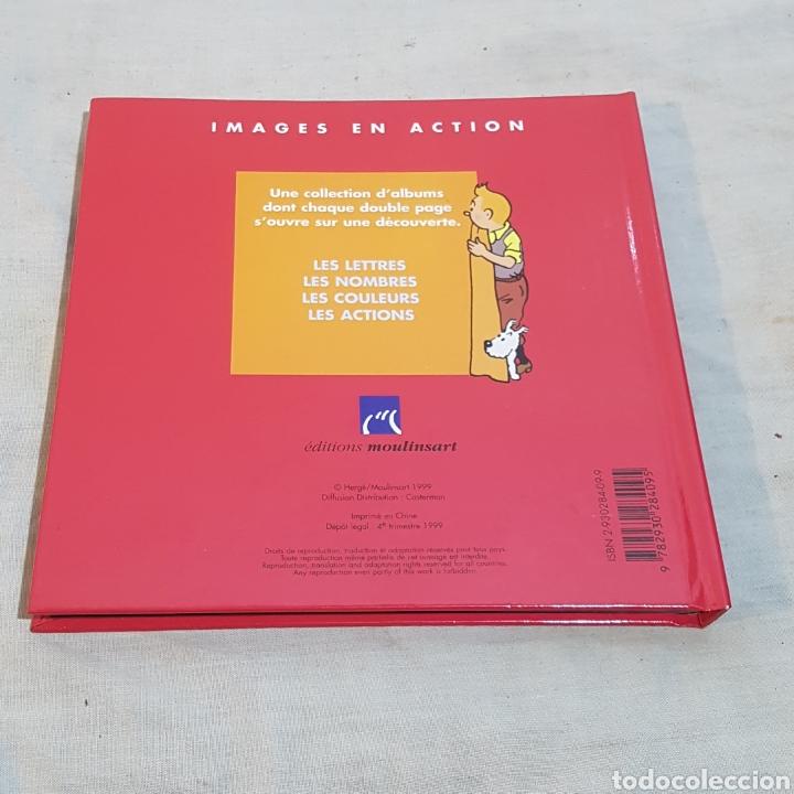 Libros: LIBRO PARA APRENDER LOS NUMEROS EN FRANCES TINTIN - Foto 2 - 228390610