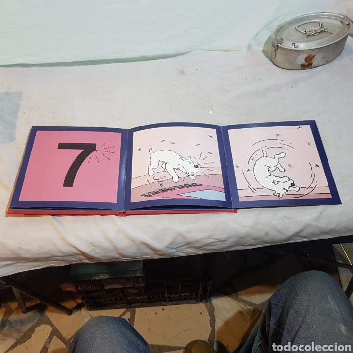Libros: LIBRO PARA APRENDER LOS NUMEROS EN FRANCES TINTIN - Foto 5 - 228390610