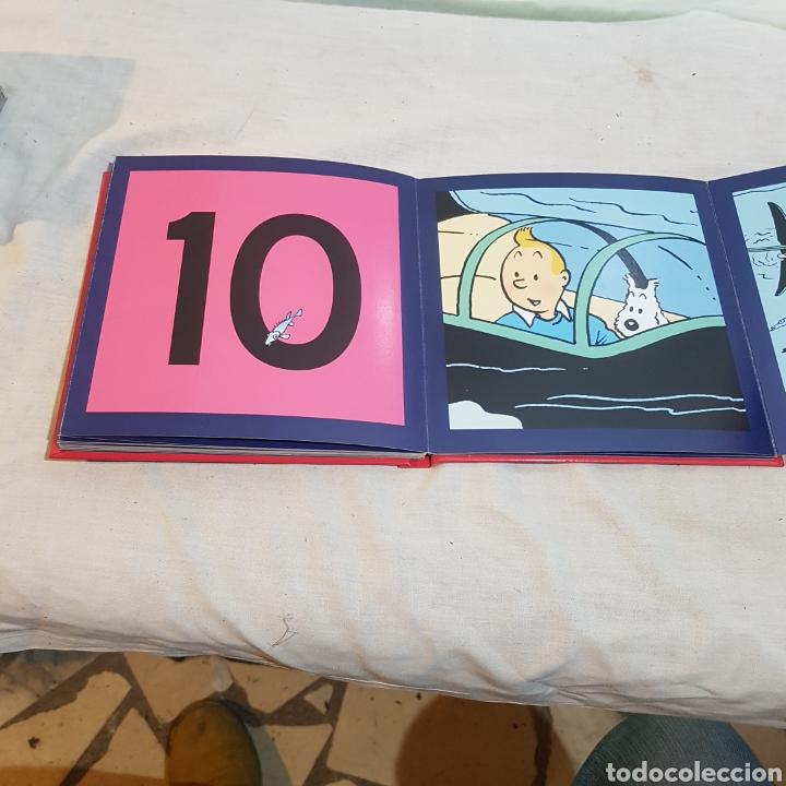 Libros: LIBRO PARA APRENDER LOS NUMEROS EN FRANCES TINTIN - Foto 7 - 228390610
