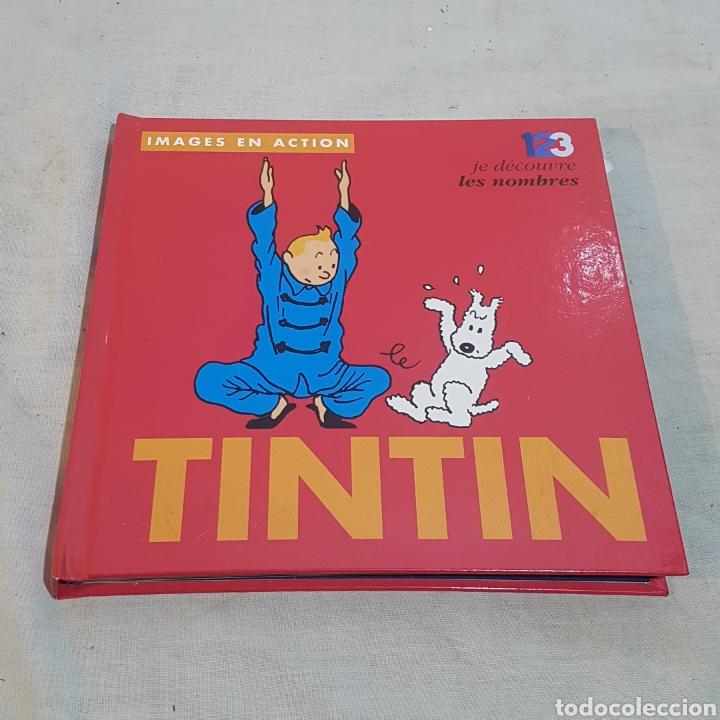 LIBRO PARA APRENDER LOS NUMEROS EN FRANCES TINTIN (Libros Nuevos - Literatura Infantil y Juvenil - Cuentos juveniles)