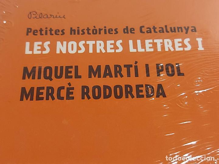 Libros: MIQUEL MARTI I POL-MERCÈ RODOREDA / PETITES HISTÒRIES DE CATALUNYA / 5 / PRECINTADO A ESTRENAR. - Foto 2 - 230912510