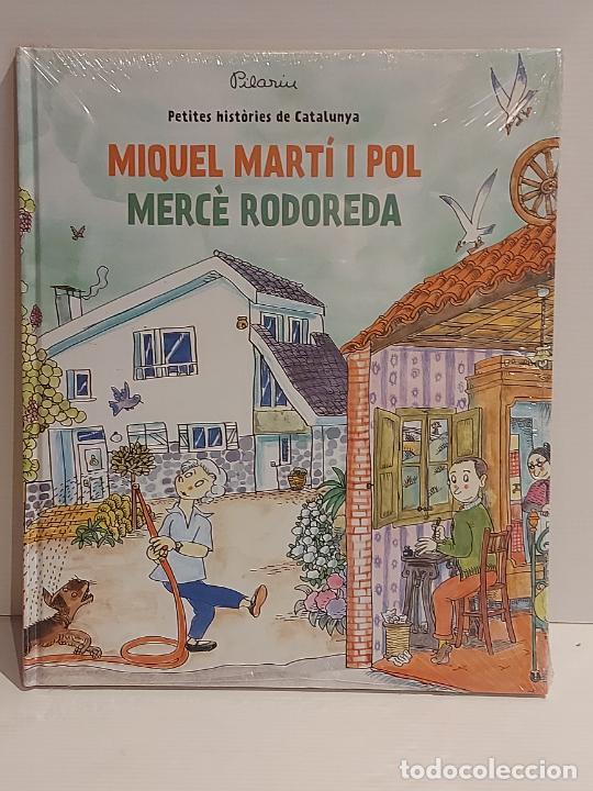 MIQUEL MARTI I POL-MERCÈ RODOREDA / PETITES HISTÒRIES DE CATALUNYA / 5 / PRECINTADO A ESTRENAR. (Libros Nuevos - Literatura Infantil y Juvenil - Cuentos juveniles)