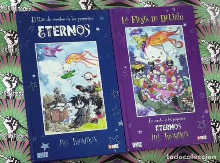 CUENTOS INFANTILES LOS PEQUEÑOS ETERNOS SANDMAN (Libros Nuevos - Literatura Infantil y Juvenil - Cuentos juveniles)