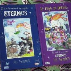 Livres: CUENTOS INFANTILES LOS PEQUEÑOS ETERNOS SANDMAN. Lote 231425160