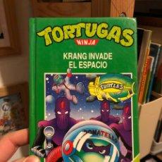 Libri: TORTUGAS NINJA TOMO 7 KRANG INVADE EL ESPACIO MULTILIBRO S A. Lote 233551550