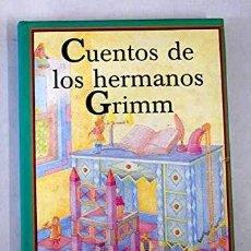 Libros: CUENTOS DE LOS HERMANOS GRIMM. EDICIONES GACIOTA. 1991. Lote 237900870