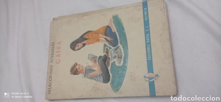 Libros: HOMBRECITOS . 1960. LOUISA MAY ALCOTT. EDICIONES GAISA - Foto 3 - 238648855
