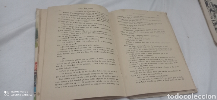 Libros: HOMBRECITOS . 1960. LOUISA MAY ALCOTT. EDICIONES GAISA - Foto 6 - 238648855