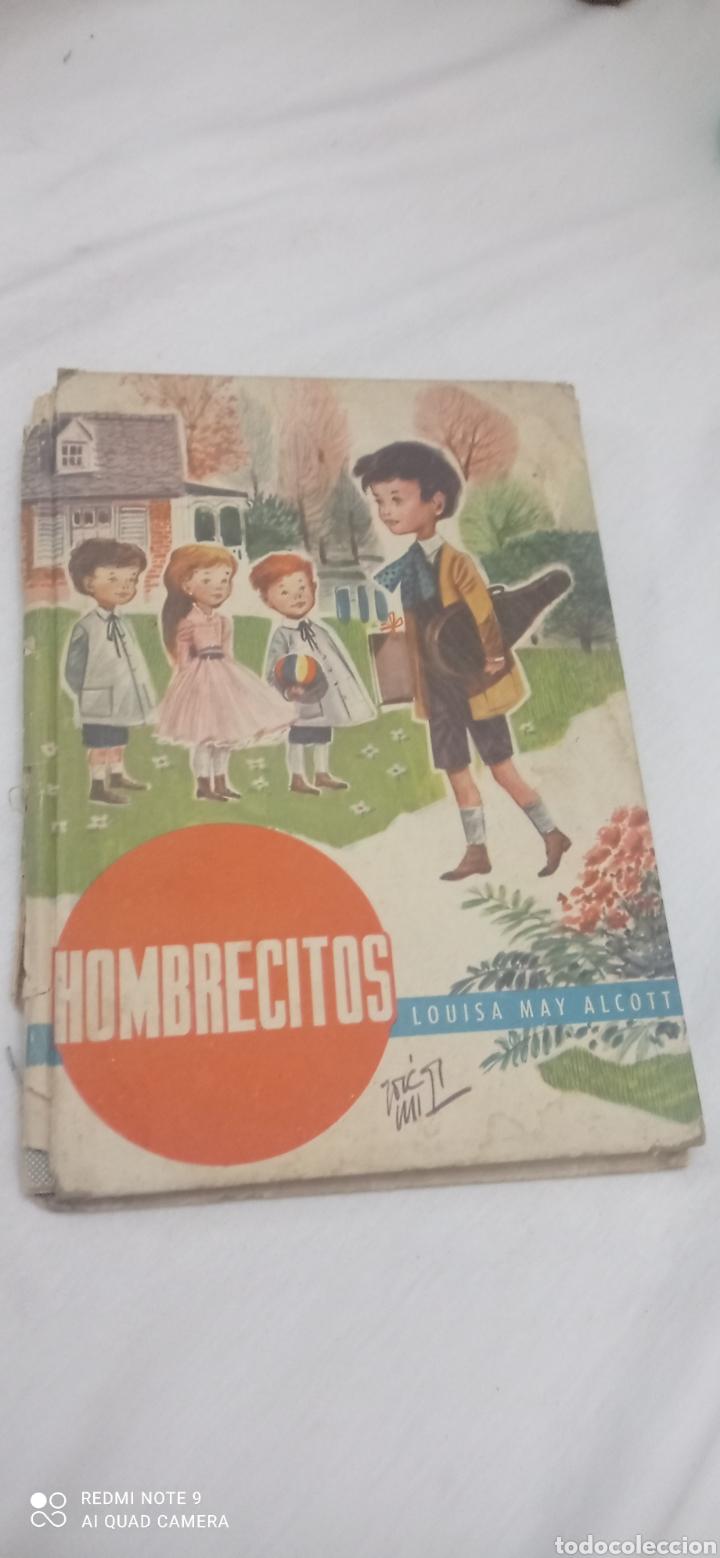 HOMBRECITOS . 1960. LOUISA MAY ALCOTT. EDICIONES GAISA (Libros Nuevos - Literatura Infantil y Juvenil - Cuentos juveniles)