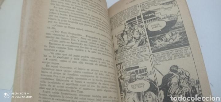 Libros: LA CABAÑA DEL TIO TOM. 1975. CLÁSICOS JUVENILES - Foto 9 - 238655365