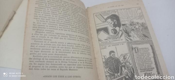 Libros: LA CABAÑA DEL TIO TOM. 1975. CLÁSICOS JUVENILES - Foto 10 - 238655365
