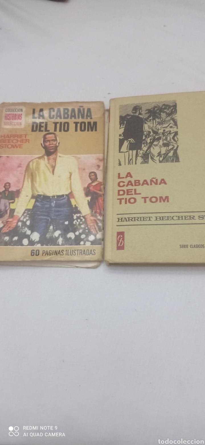 LA CABAÑA DEL TIO TOM. 1975. CLÁSICOS JUVENILES (Libros Nuevos - Literatura Infantil y Juvenil - Cuentos juveniles)