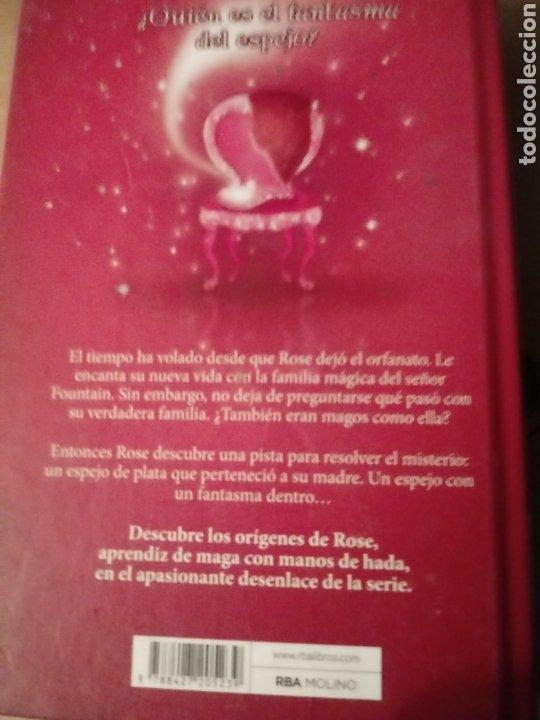Libros: Rose y el fantasma plateado.RBA.Molino. - Foto 3 - 240223095