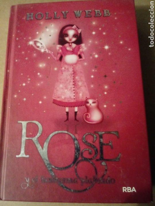 ROSE Y EL FANTASMA PLATEADO.RBA.MOLINO. (Libros Nuevos - Literatura Infantil y Juvenil - Cuentos juveniles)
