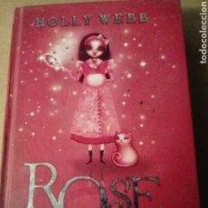 Libros: ROSE Y EL FANTASMA PLATEADO.RBA.MOLINO.. Lote 240223095