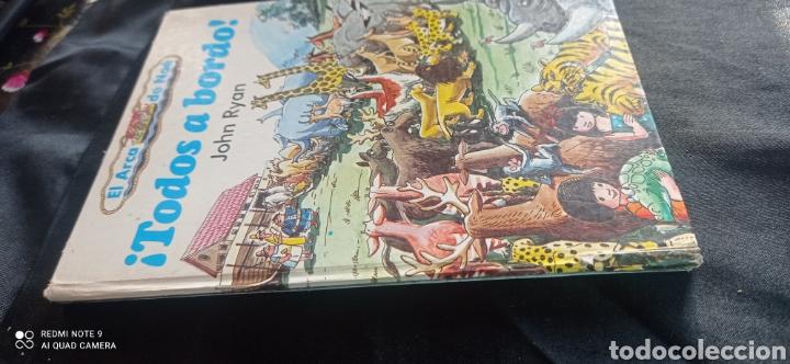 Libros: EL ARCA DE NOE ! TODOS A BORDO! JOHN RYAN. 1982 - Foto 2 - 240860810