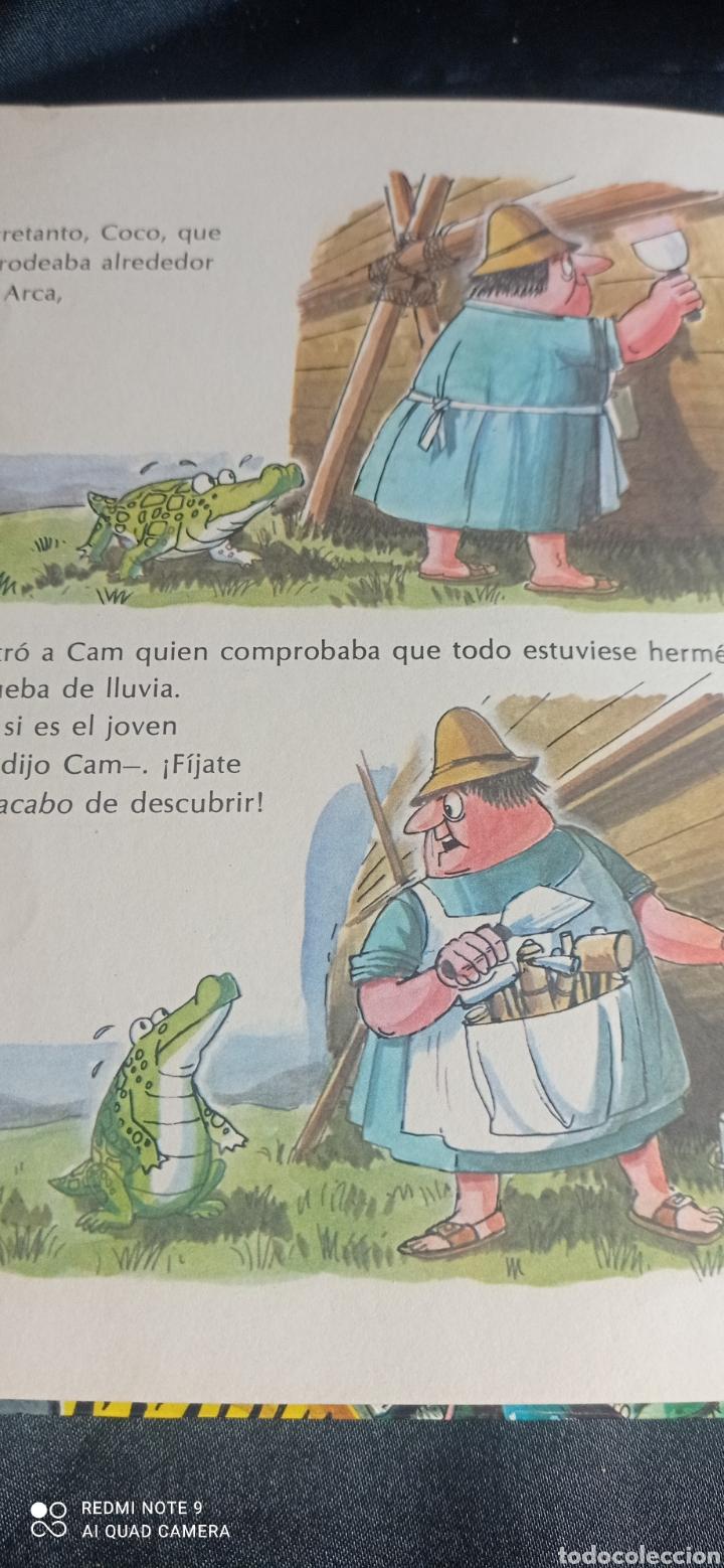 Libros: EL ARCA DE NOE ! TODOS A BORDO! JOHN RYAN. 1982 - Foto 7 - 240860810