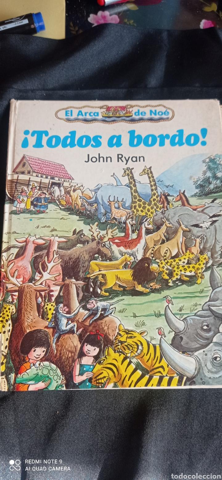EL ARCA DE NOE ! TODOS A BORDO! JOHN RYAN. 1982 (Libros Nuevos - Literatura Infantil y Juvenil - Cuentos juveniles)
