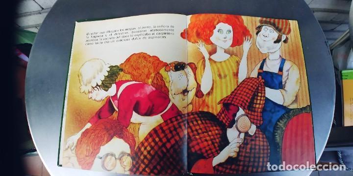 Libros: EL MAPA Y LOS PAJAROS,.AÑO 1977,RTVE MARPOL,AÑO 1977,TAPA DURA - Foto 3 - 241516800