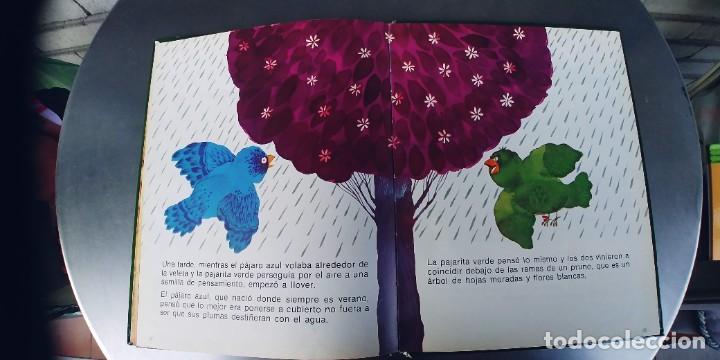 Libros: EL MAPA Y LOS PAJAROS,.AÑO 1977,RTVE MARPOL,AÑO 1977,TAPA DURA - Foto 4 - 241516800