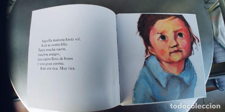Libros: UN PUÑADO DE BESOS, ANTONIA RODENAS CARME SOLE VENDRELL, ANAYA ,AÑO 2001 - Foto 2 - 241774730