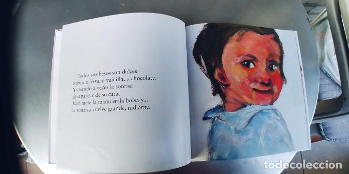 Libros: UN PUÑADO DE BESOS, ANTONIA RODENAS CARME SOLE VENDRELL, ANAYA ,AÑO 2001 - Foto 4 - 241774730