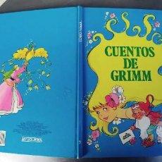 Libros: CUENTOS DE GRIMM NUMERO 3,TAPA DURA,AÑO 1983,BRUGUERA. Lote 242875840