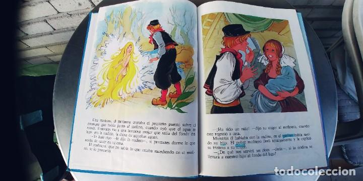 Libros: CUENTOS DE GRIMM NUMERO 3,TAPA DURA,AÑO 1983,BRUGUERA - Foto 2 - 242875840