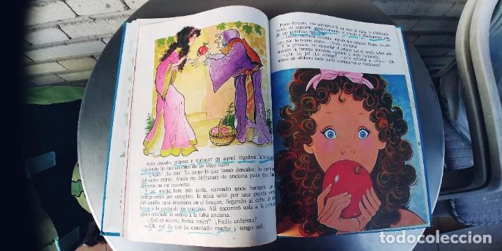 Libros: CUENTOS DE GRIMM NUMERO 3,TAPA DURA,AÑO 1983,BRUGUERA - Foto 7 - 242875840