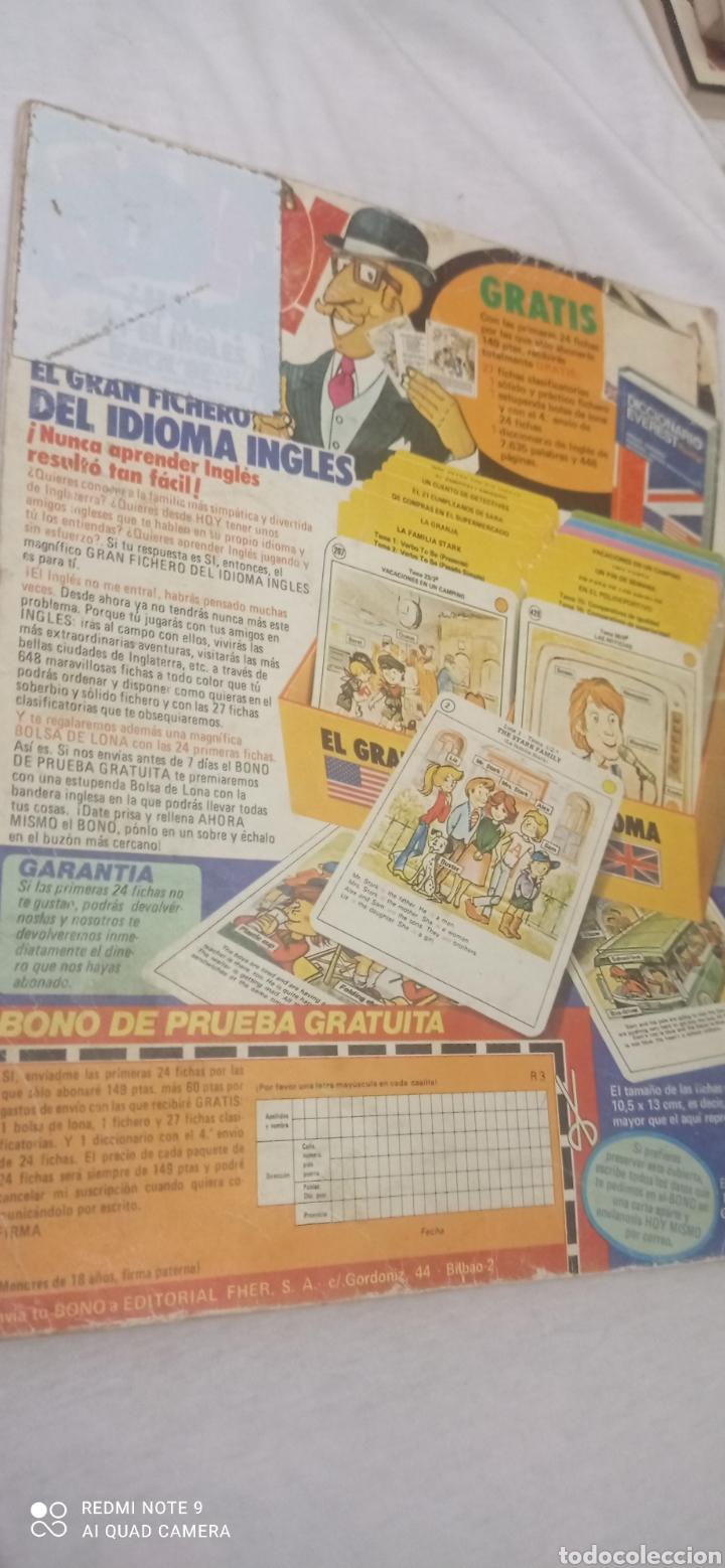 Libros: Tebeo Banner y Flapy N°3 - Paracaídas de una cola- del año 1979 de ediciones Fher. - Foto 2 - 243627540
