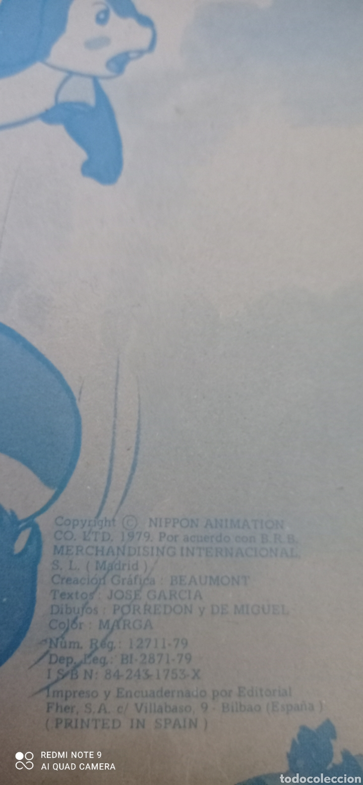 Libros: Tebeo Banner y Flapy N°3 - Paracaídas de una cola- del año 1979 de ediciones Fher. - Foto 3 - 243627540