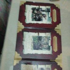 Libros: AVENTURAS DE EMILIO SALGARI SANDOKAN. Lote 243980060