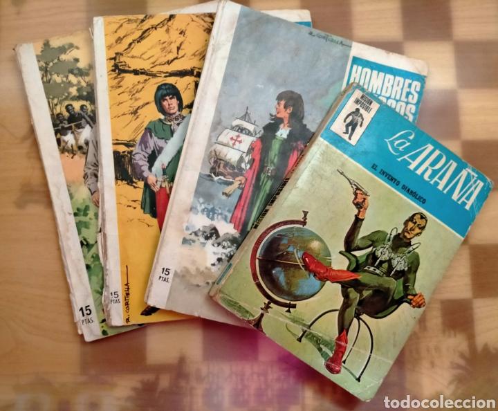 Libros: Cuentos ò cómic aventuras - Foto 5 - 244837020